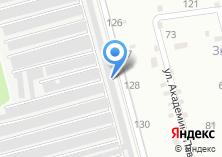 Компания «Первомайский-5» на карте
