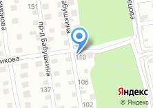 Компания «Ижспецтранс» на карте