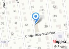 Компания «Лукошко» на карте