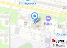 Компания «Мастер Отдыха-Ижевск» на карте