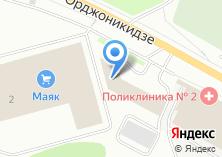 Компания «Центрметалл» на карте