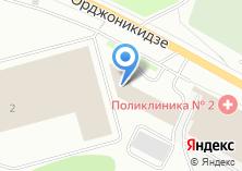 Компания «Мастерфайбр-Ижевск» на карте