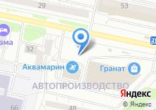 Компания «Строящееся административное здание по ул. Ворошилова» на карте