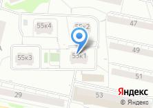 Компания «НеоСтрой18» на карте
