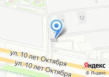 Компания «Авто-Центр» на карте