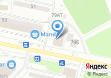 Компания «АС-Мебель» на карте