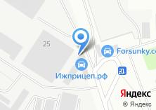 Компания «ТИС» на карте
