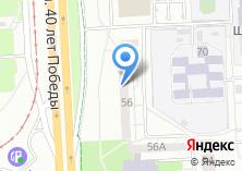 Компания «Мебельное проектное бюро» на карте