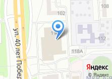 Компания «Институт управления» на карте