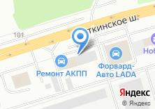 Компания «Памятники» на карте