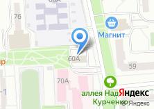 Компания «Сектор благоустройства и ЖКХ Администрации Устиновского района» на карте