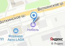 Компания «Полигон18» на карте