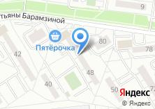 Компания «АМком» на карте
