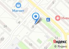 Компания «1 Печать» на карте