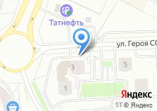 Компания «АЙСЕК-Ижевск» на карте