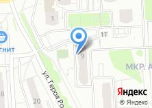 Компания «Влада» на карте