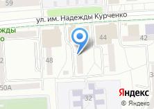 Компания «Гвоздик» на карте
