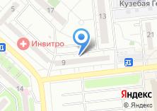 Компания «Тепло Люкс» на карте