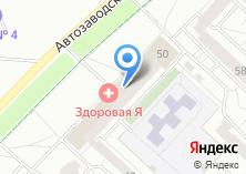 Компания «Дар-Авто» на карте
