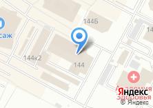 Компания «Экспресс-Сервис» на карте