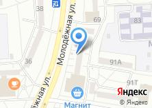 Компания «Модный папа» на карте