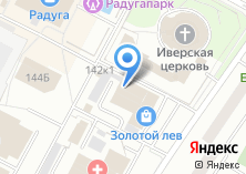 Компания «Zебра-мебель» на карте