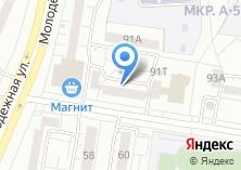 Компания «Мел» на карте