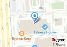 Компания «Строящееся административное здание по ул. Молодёжная» на карте