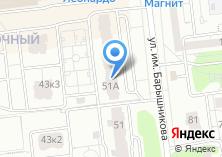 Компания «Комос-Строй» на карте