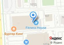 Компания «ZEBRA» на карте