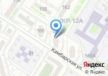 Компания «Участковый пункт полиции №35 Отдел полиции №3 УВД по г. Ижевску» на карте