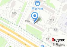 Компания «АвтоСпасатели» на карте