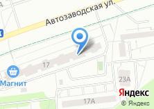 Компания «Строящееся административное здание по ул. Сабурова» на карте