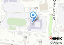 Компания «Вечерняя сменная общеобразовательная школа №7» на карте
