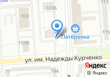 Компания «Союзная» на карте