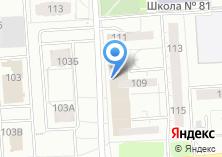 Компания «Юнилинк» на карте