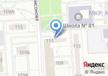 Компания «Уютный дворик» на карте