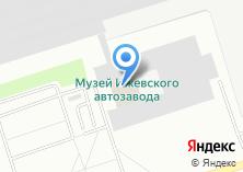 Компания «Клининг Эксперт Ижевск» на карте