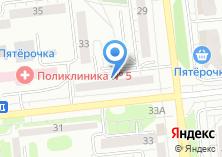 Компания «Дивайс» на карте