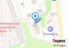Компания «Стрит Сервис» на карте