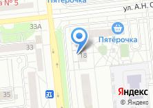 Компания «СпецАвто» на карте