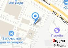 Компания «Ниппон Экспресс» на карте