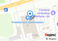 Компания «Центр Металлокровли» на карте