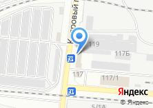 Компания «Инвис-К» на карте