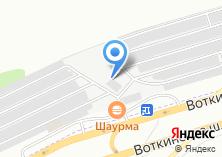 Компания «Ходырев-Цемент» на карте