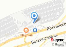 Компания «Еврозапчасть» на карте
