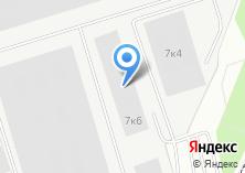 Компания «Техмонтажсервис» на карте