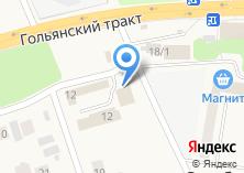 Компания «Ижэлектрострой» на карте