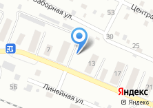 Компания «Участковый пункт полиции пос. Старки» на карте
