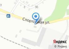 Компания «Тенко» на карте